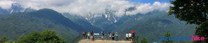 2019/8/13【白馬岩岳マウンテンリゾート】冬場によく行く岩岳スキー場、夏場は白馬岩岳マウンテンリゾートを言うのだそうです。