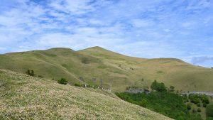 ビーナスラインの三峰山