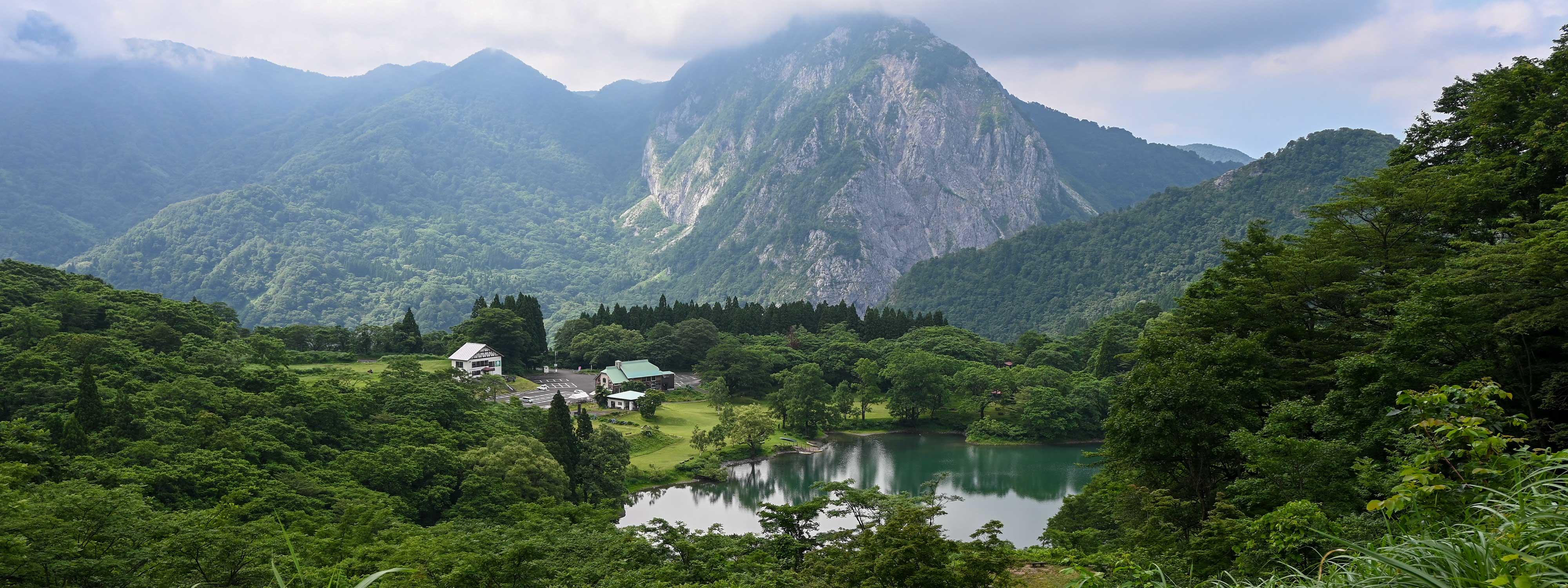 2021/07/13【高浪の池と明星山】